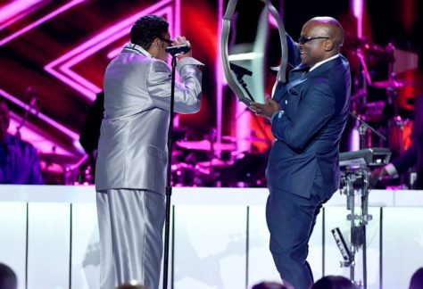 High lights of Soul Train Awards Performance: Jimmy Jam and Terry Lewis