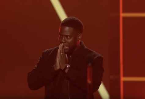 Kevin Hart Gives Glory To God At First Public Appearance Since Accident [VIDEO]