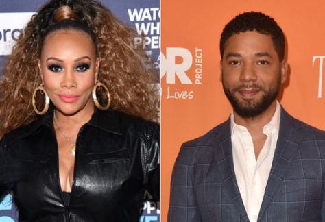 Vivica A. Fox Hints That Jussie Smollett Could Return To 'Empire'