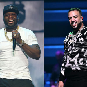 50 Cent Clowns French Montana's New