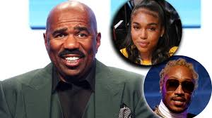 Steve Harvey Breaks His Silence On Lori Harvey's Relationship With Future