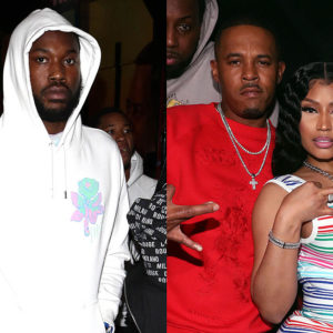Nicki Minaj Accuses Meek Mill Of