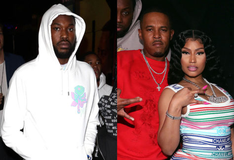 Nicki Minaj Accuses Meek Mill Of Beating Women, Rapper Responds