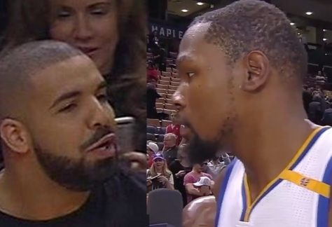 Drake Self-Isolates After Partying With Kevin Durant