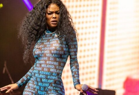 Teyana Taylor Says Erykah Badu Will Deliver Her Baby