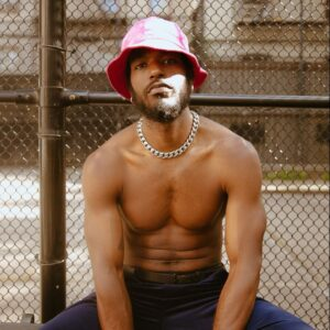 Luke James Taps Kirby For 'All of Your