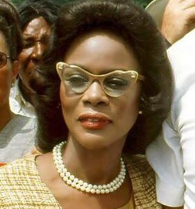 Hollywood royalty Cicely Tyson has