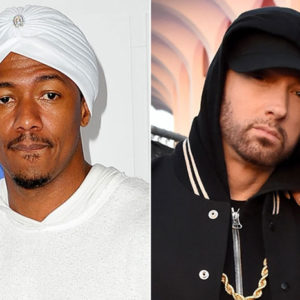 Nick Cannon Takes Aim At Eminem &