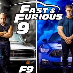 'Fast and Furious 9' is brother v.