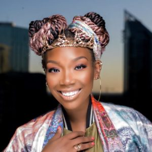 The Return of Brandy: 'I Feel Strong